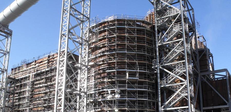 Central South Scaffolders Deliver Results